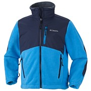 Boys Steens Mountain™ Overlay Fleece