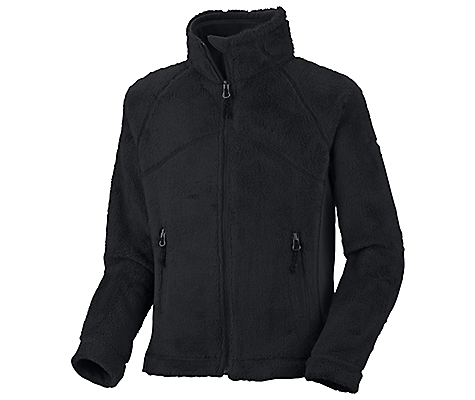 photo: Columbia Pearl Plush Full Zip Jacket