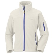 Girls Fast Trek™ Full Zip Fleece Jacket