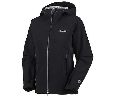 photo: Columbia Women's Triple Trail II Shell waterproof jacket