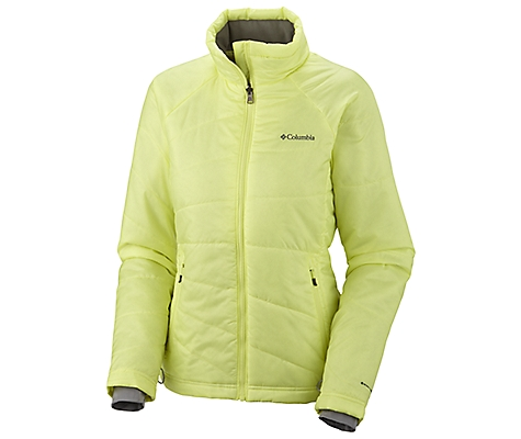 photo: Columbia Orbit Freeze Jacket synthetic insulated jacket