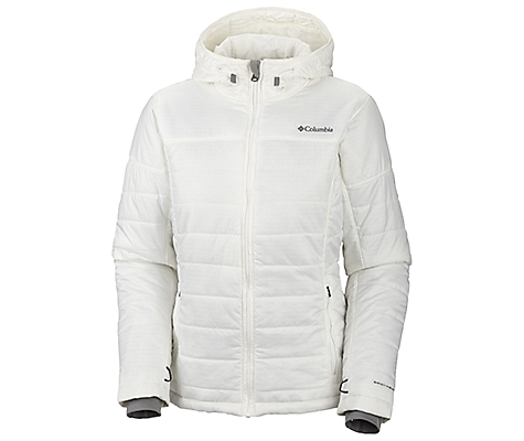 Columbia Shimmer Me Hooded Jacket
