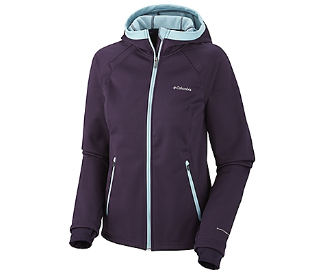 photo: Columbia Supah Buttah Softshell soft shell jacket