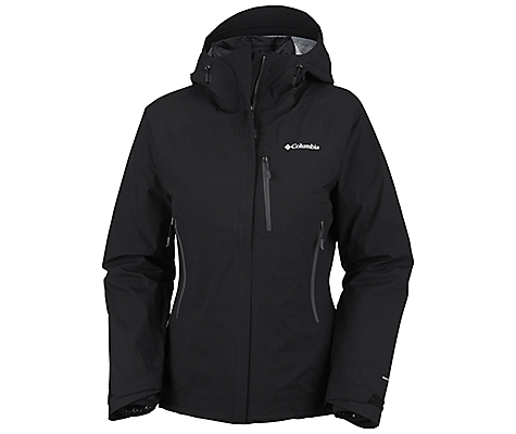photo: Columbia Ultrachange Jacket component (3-in-1) jacket