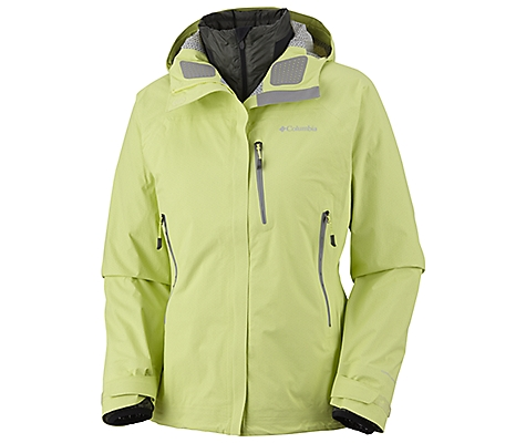 photo: Columbia Ultrachange Jacket