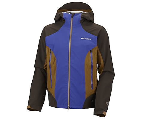 photo: Columbia Triple Trail II Shell waterproof jacket