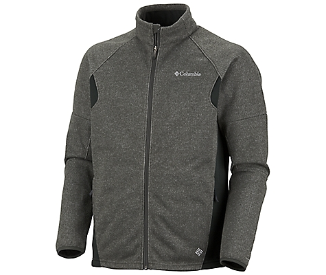 photo: Columbia Men's Wind D-Ny Fleece Jacket