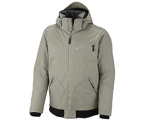 photo: Columbia Modern Logger Bomber Jacket down insulated jacket