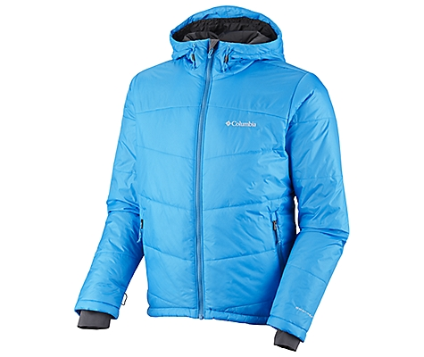 photo: Columbia Shimmer Me Timbers II Hooded Jacket synthetic insulated jacket
