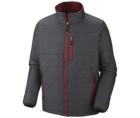 photo: Columbia Two Lives Reversible Jacket synthetic insulated jacket