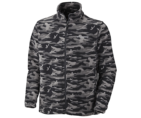 Columbia Steens Mountain Print Jacket