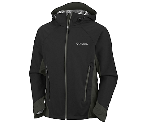 photo: Columbia Triteca Softshell soft shell jacket