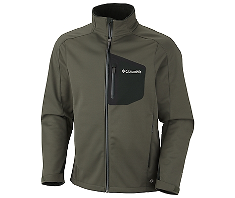 photo: Columbia Supah Buttah II Softshell