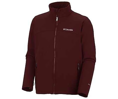 photo: Columbia Glacier to Glade Softshell Jacket soft shell jacket