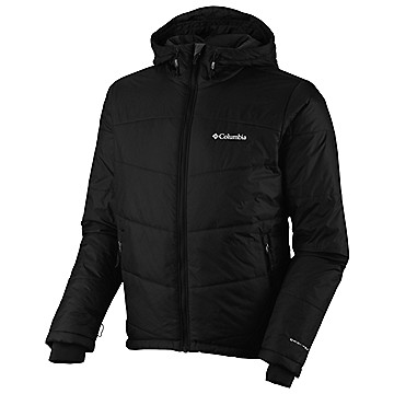 Men's Shimmer Me Timbers™ II Hooded Jacket – Big