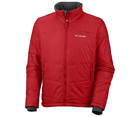 photo: Columbia Shimmer Me Timbers II Jacket synthetic insulated jacket