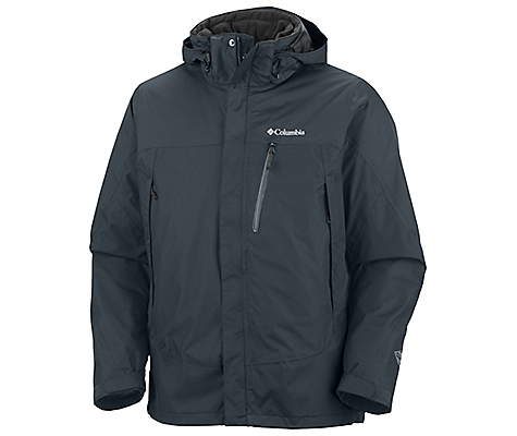 photo: Columbia Lhotse Mountain II Interchange Jacket