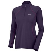 Women's Baselayer Midweight Long Sleeve 1/2 Zip