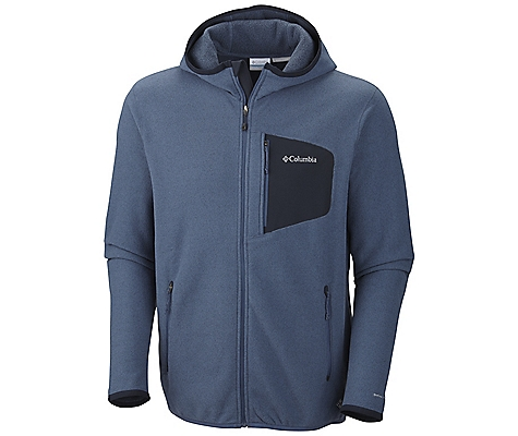 photo: Columbia Scale Up Full Zip fleece jacket