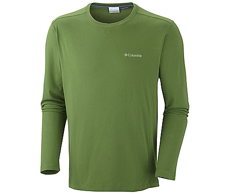photo: Columbia Global Adventure Long Sleeve Crew long sleeve performance top
