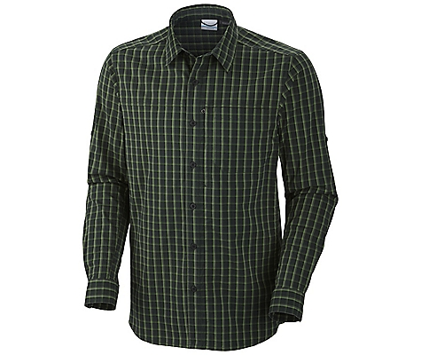 photo: Columbia Global Adventure Long Sleeve YD hiking shirt