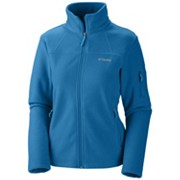 Women's Fast Trek™ II Full Zip Fleece Jacket — Extended Size