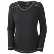Women's Thistle Ridge™ Long Sleeve Tee - Extended Size