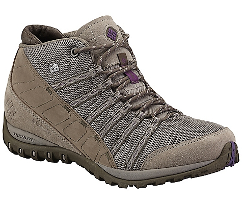photo: Columbia Yama Mid OutDry hiking boot