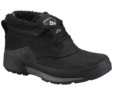 photo: Columbia Bugaboot Original Chukka Omni-Heat winter boot