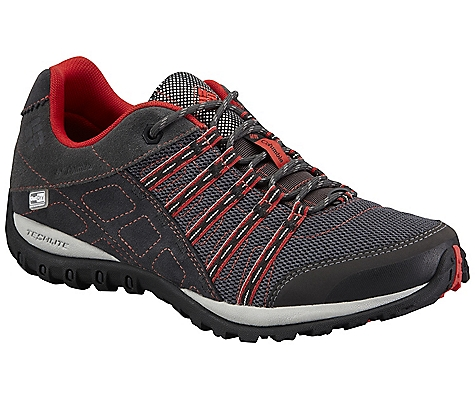 photo: Columbia Yama II OutDry Omni-Heat trail running shoe