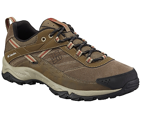 photo: Columbia Dome Master Enduro Leather trail shoe