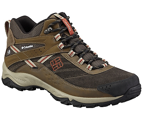 photo: Columbia Dome Master Enduro Mid Leather OutDry