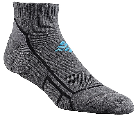 Columbia Performance Midweight Trail Running Low Cut Sock