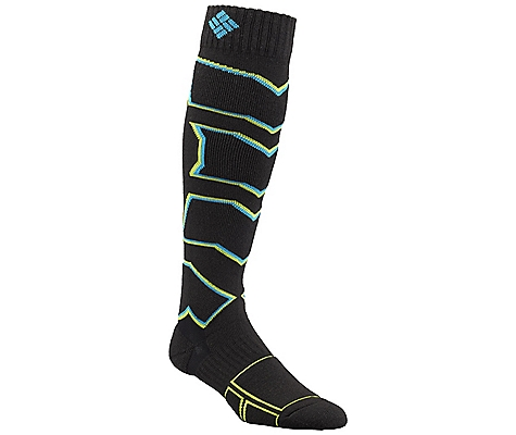 photo: Columbia Performance Midweight Ski Sock