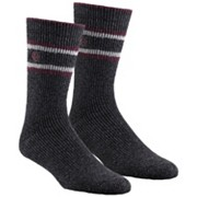 Men's Wool Crew Sock - 2 Pack