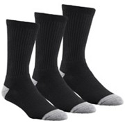 Athletic Cushioned Crew Sock - 3 pk