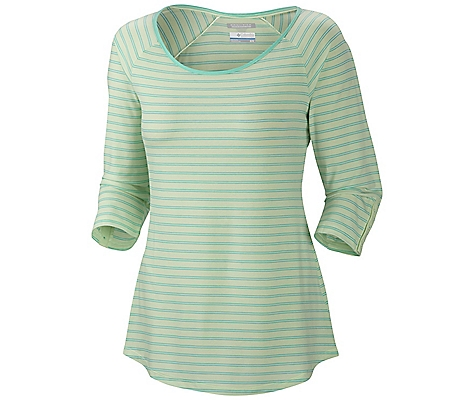Columbia Reel Beauty 3/4 Sleeve Shirt