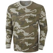 Men's Periodic Hunting Chart™ Long Sleeve — Tall