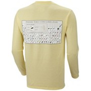 Men's PFG Periodic Chart™ Long Sleeve Tee – Big