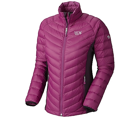 photo: Mountain Hardwear Women's Nitrous Hybrid Jacket