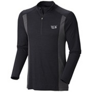 Men's Integral Pro™ Long Sleeve Zip T
