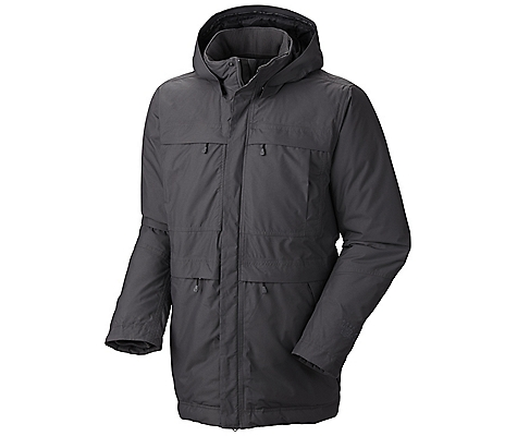 photo: Mountain Hardwear Men's Downtown Coat II