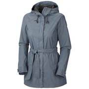 Women's Pardon My Trench™ Rain Jacket - Extended Size