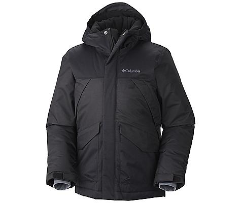 photo: Columbia Swiss Mister Jacket synthetic insulated jacket