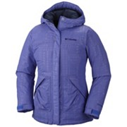 Girls' Powder Alley™ Long Jacket