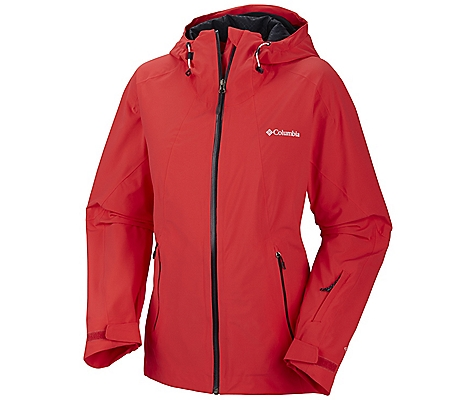photo: Columbia Women's Millennium Flash Shell Jacket