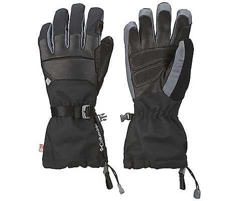 photo: Columbia Zircon Ridge Glove insulated glove/mitten