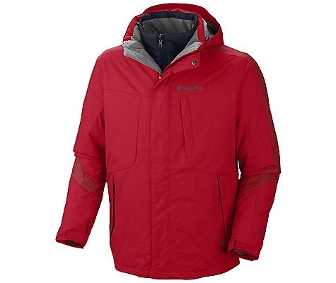 photo: Columbia Whirlibird III Interchange Jacket component (3-in-1) jacket