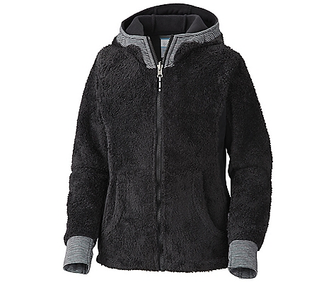 photo: Columbia Snow Monkey Hoodie fleece jacket