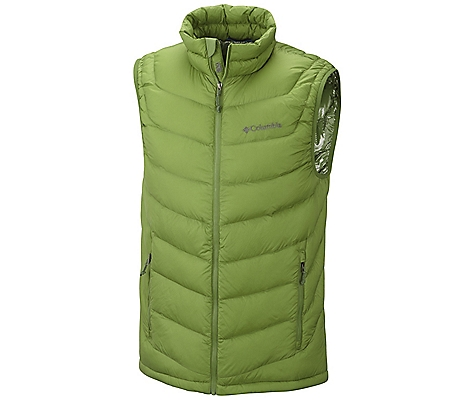 photo: Columbia Powerfly Down Vest down insulated vest